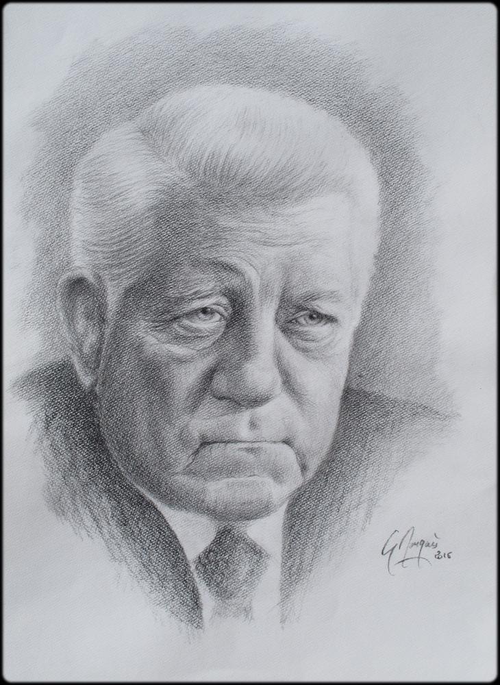 Jean Gabin by magerar